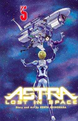 Astra Lost in Space Vol 5