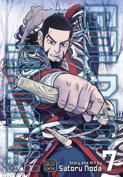 Golden Kamuy Vol 7