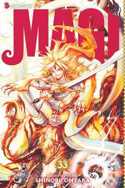 Magi Vol 33