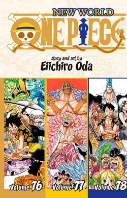One Piece: New World 76-77-78