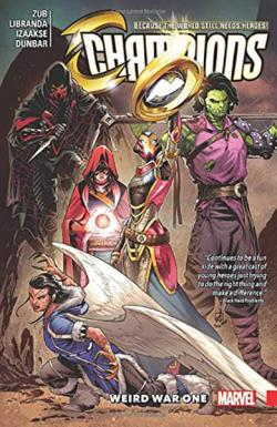 Champions Vol 5: Weird War One