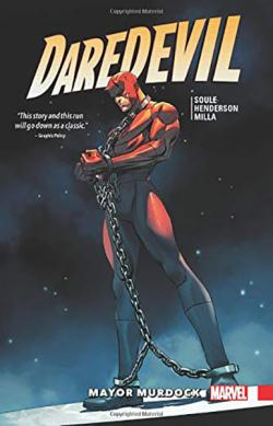 Daredevil Back in Black Vol 7: Mayor Murdock
