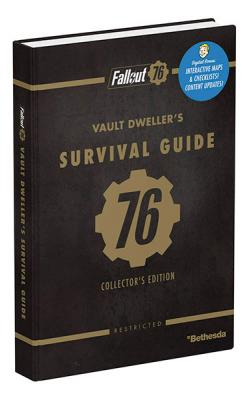 Fallout 76 Offical Guide Collector's Edition