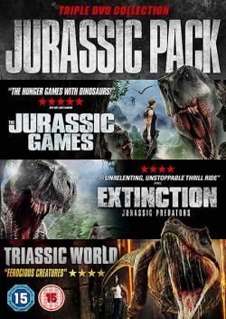 Jurassic Triple Pack