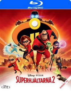 Incredibles 2/Superhjältarna 2