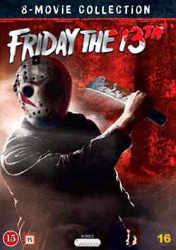 Friday The 13th 1-8