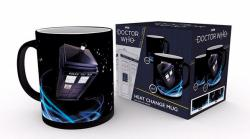 Heat Change Mug Tardis