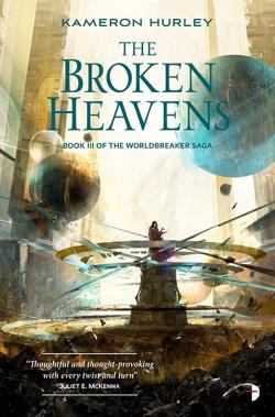 The Broken Heavens