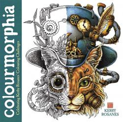 Colourmorphia: A Coulorful Celebration of Kerby Rosanes