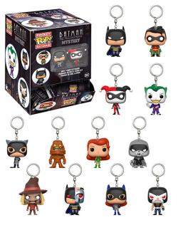Batman Animated Blindbag POP! Vinyl Keychain