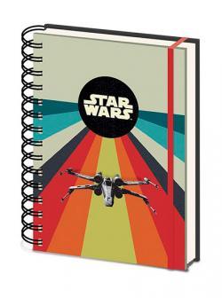 Wiro Notebook A5 Nostalgia