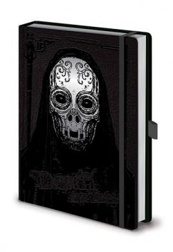 Harry Potter Premium Notebook A5 Death Eater