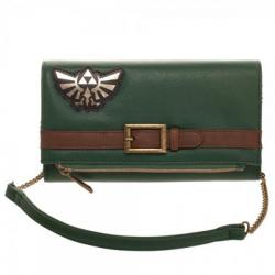 Link Costume Foldover Clutch