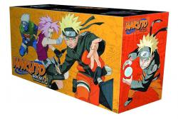 Naruto Box Set 2: Vol 28-48