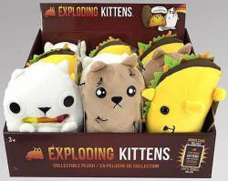 Exploding Kittens Plush Figures 18 cm