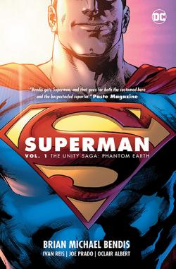 Superman Vol 1: The Unity Saga