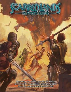 Scarred Lands: Players Guide 5E