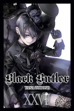 Black Butler Vol 27