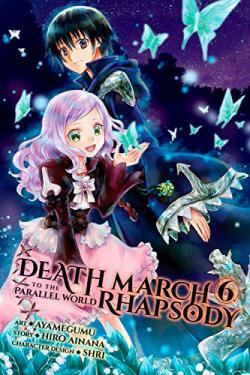 Death March to the Parallel World Rhapsody Vol 6