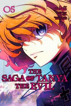 Saga of Tanya Evil Vol 5