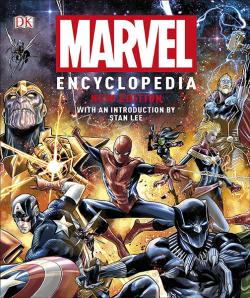 The Marvel Encyclopedia New Edition