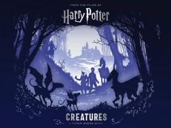 Harry Potter Creatures: A Paper Scene Book