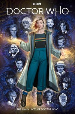 The Thirteenth Doctor Volume 0 - The Many Lives Of Doctor Who
