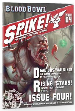 Spike! #4