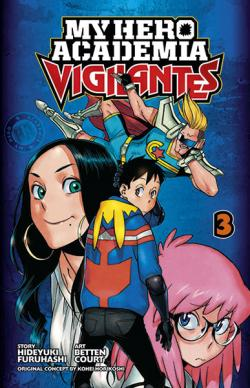 My Hero Academia Vigilantes Vol 3