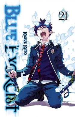 Blue Exorcist Vol 21