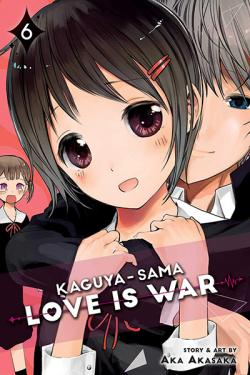 Kaguya-Sama: Love is War Vol 6