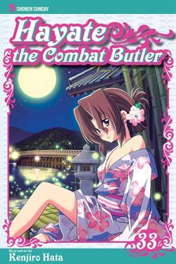 Hayate The Combat Butler Vol 33