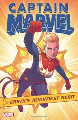 Captain Marvel: Earth's Mightiest Hero Vol 5