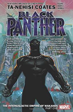 Black Panther Book 6: Intergalactic Empire of Wakanda Part 1