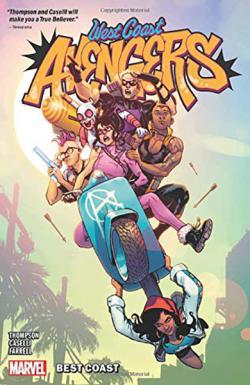 West Coast Avengers Vol 1: Best Coast