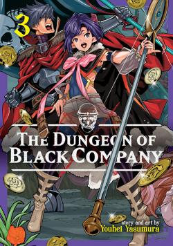 The Dungeon of Black Company Vol 3