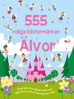 555 roliga klistermärken - Älvor