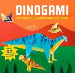 Dinogami - Så viker du pappersdinosaurier