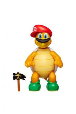 Super Mario Cappy Hammer Bro with Hammer Figure (World of Nintendo)