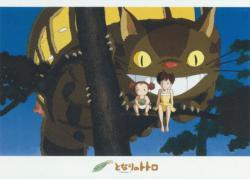 Totoro pussel 266, 500 bitar