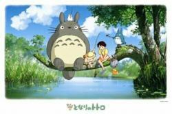 Totoro pussel 226, 1000 bitar