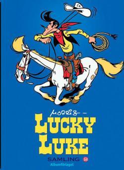 Lucky Luke - Samling 2
