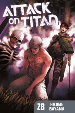 Attack on Titan vol 28