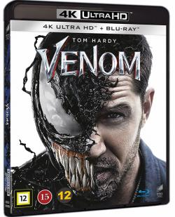 Venom (4K Ultra HD+Blu-ray)