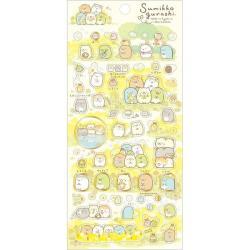 Sumikkogurashi Stickers: Neko's Siblings