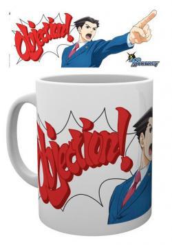 Phoenix Wright Ace Attorney Mug