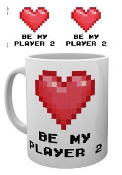 Be my Player 2 Mug