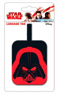 Darth Vader Helmet Luggage Tag