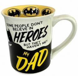 Batman Heroic Dad Mug