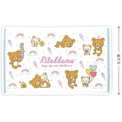 Rilakkuma Large Towel: Ice Cream